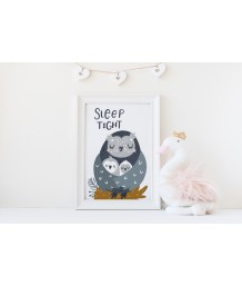 Owl Sleep Tight