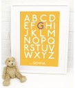 Alphabet Personalised - Girls