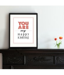 You Are My - Personalised